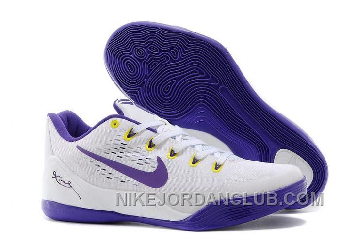 "http://www.nikejordanclub.com/nike-kobe-9-em-home-white-court-purple-for-sale-super-deals-z3kyh.html NIKE KOBE 9 EM ""HOME"" WHITE/COURT PURPLE FOR SALE SUPER DEALS Z3KYH Only $93.00 , Free Shipping!"