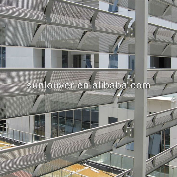 12 Best Aluminium Perforated Adjustable Louvers Images On