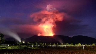While the Super Bowl Was Being Played, Three Different Volcanoes Erupted