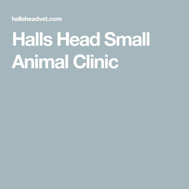 Halls Head Small Animal Clinic