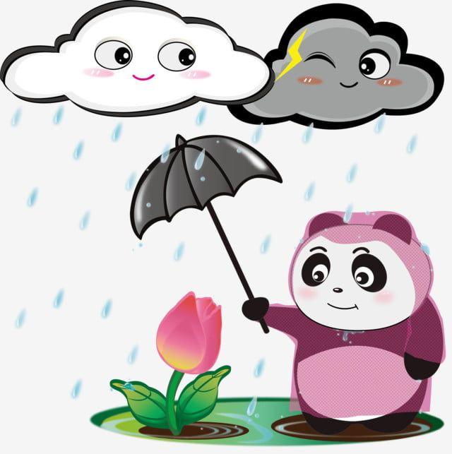 Dibujado A Mano Palo Dibujos Animados Nubes Blancas Lloviendo Pandas Para Paraguas Dibujado A Mano Figura De Palo Dibujos Animados Png Y Vector Para Descarga Manos Dibujo Dibujos Dibujos Animados