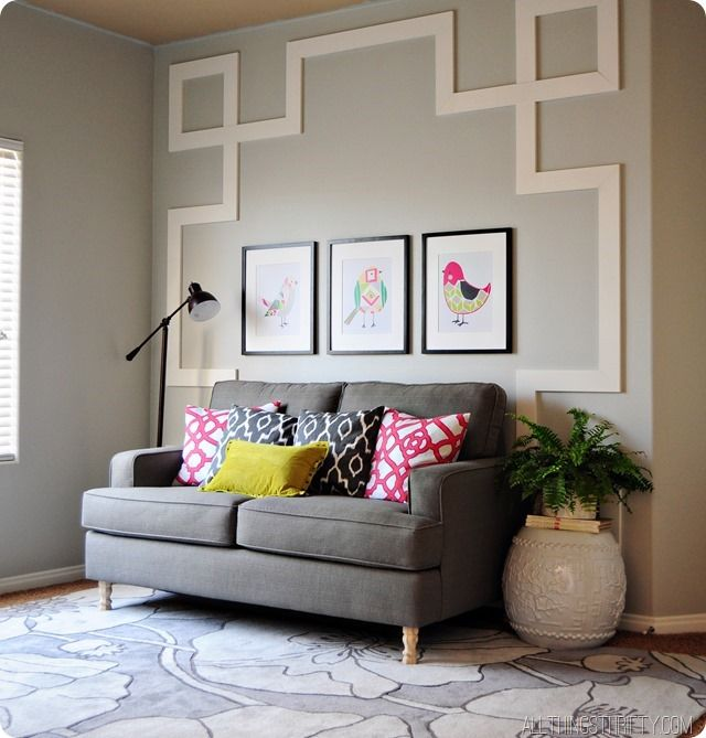 Unique Millwork Wall Covering And: 99 Best Images About Molding & Wainscoting On Pinterest