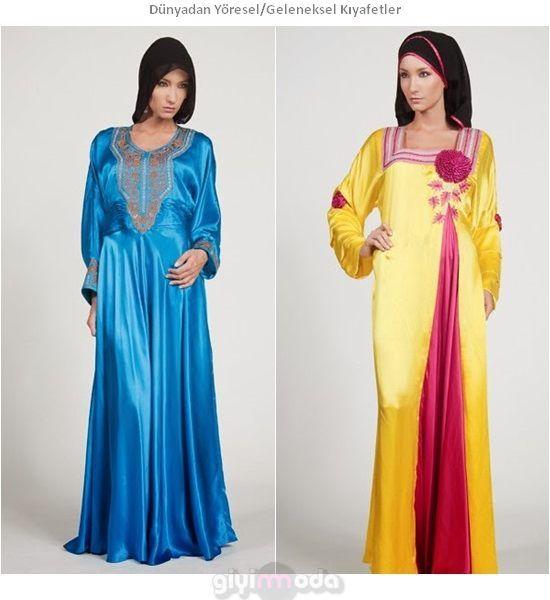 Mısır Geleneksel Kıyafetleri