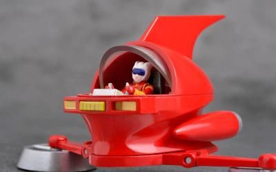 Cabeza Mazinger Z & Jet Pilder. Línea Metal Action nº 6. Mazinger Z. Evolution Toy Foto 1