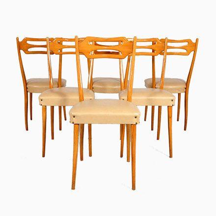 Italienische Esszimmerstühle aus Poliertem Ahornholz, 6er Set Jetzt bestellen unter: https://moebel.ladendirekt.de/kueche-und-esszimmer/stuehle-und-hocker/esszimmerstuehle/?uid=57a8ede4-5a78-5cd8-8226-7b3e92a649d6&utm_source=pinterest&utm_medium=pin&utm_campaign=boards #kueche #sets #esszimmerstuehle #esszimmer #hocker #stuehle