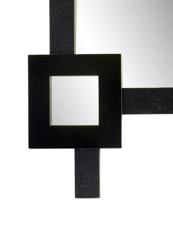 Black Cube mirror design... Quebus is born...