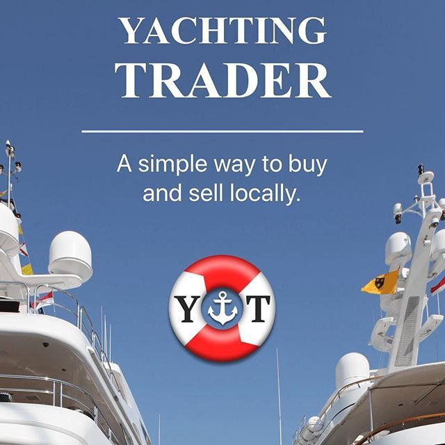 You are invited to try the first and only mobile marketplace designed specifically with yachties in mind!    Yachting Trader  Visit us: https://www.yachtingtrader.com    #yacht #yachting #yachtlife #sailing #sailinglife #sail #ocean #boat #yachtworld #yachtingmagazine #travel #sailboat #yachtingtrader #ahoy #boatlife #beachlife #adventure #yachtinglifestyle #yachtingworld #yachtinglife #yachtingtrader