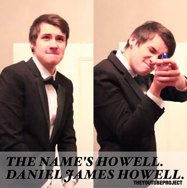 Dan Howell danisnotonfire YouTube  Dan in a suit... So hot I nearly cry every time.