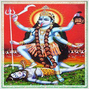 Kali - Quadrinhos confeccionados em Azulejo no tamanho 15x15 cm.Tem um ganchinho no verso para fixar na parede. Inspirados em deuses indianos. Para entrar em contato conosco, acesse: www.babadocerto.com.br