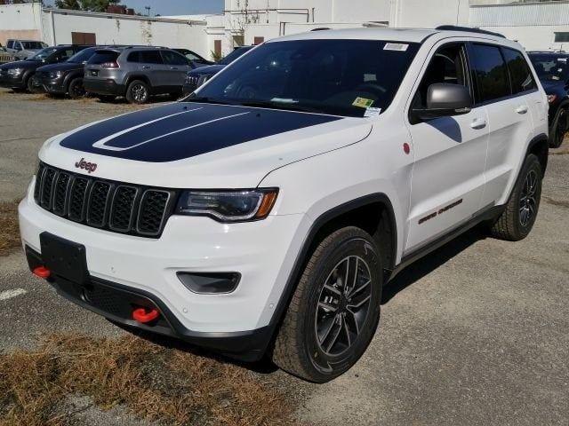 2019 Jeep Grand Cherokee Trailhawk 4x4 Grand Cherokee Trailhawk