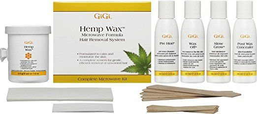 GiGi Hemp Wax Microwave Hair Removal System
