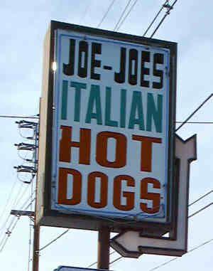 Joe Joe S Italian Hot Dogs In Toms River