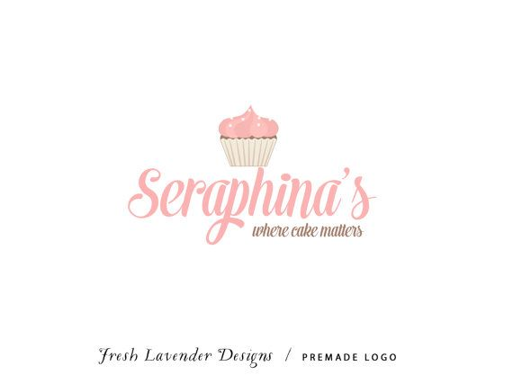 Conception+de+Logo+personnalisé+Premade+par+FreshLavenderDesigns