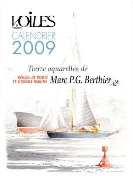 Calendrier 2009 Voiles et Voiliers