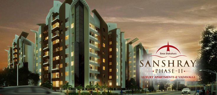 SreeDaksha's Sanshray ph2 - Luxury apartments for sale @ Vadavalli, Coimbatore
