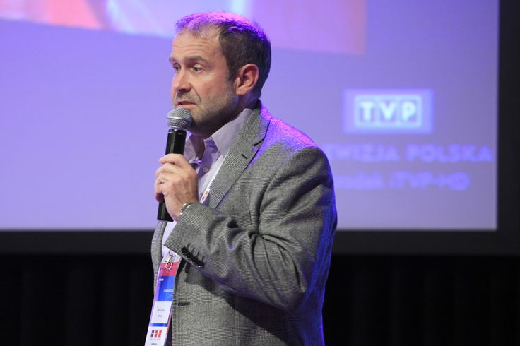 Mariusz Stecki - vice-director of iTVP presents the new possibilities od the VOD service