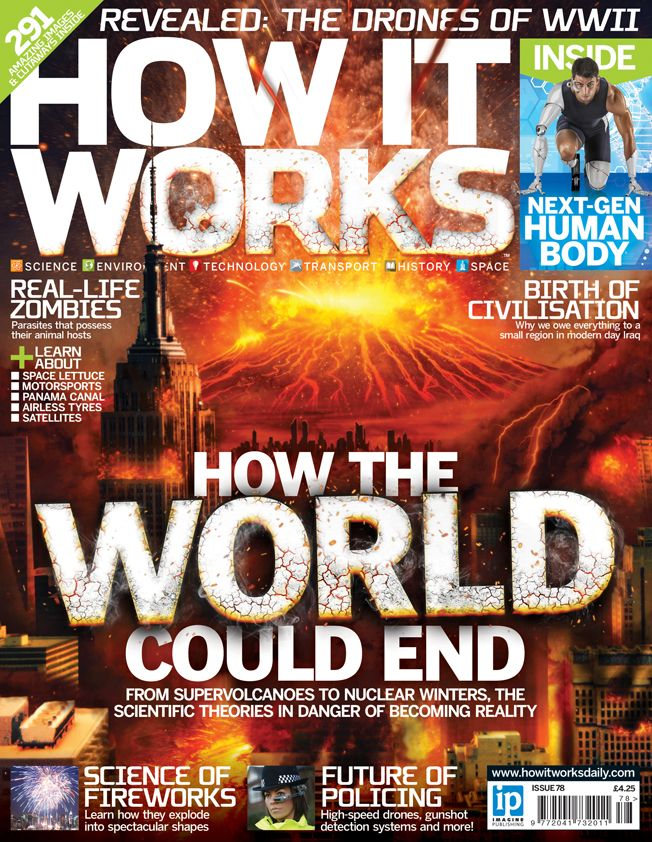 16 best how it works magazine images on pinterest it works in issue 78 of how it works discover how the world could end explore amazing fandeluxe Gallery
