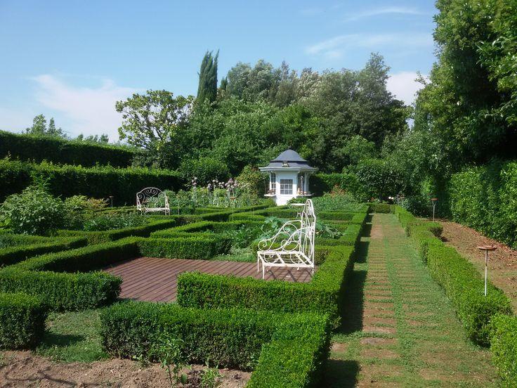 Villa Rosantica - la location