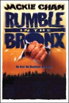 Rumble in the Bronx movie  review