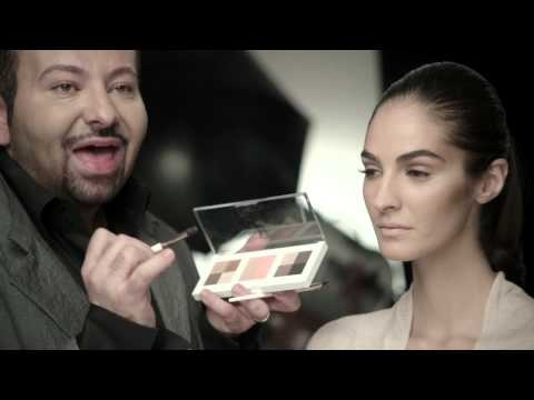 Makeup artist and beauty guru, Napoleon Perdis shows us exactly how to get the perfect smokey eye for a knockout look.