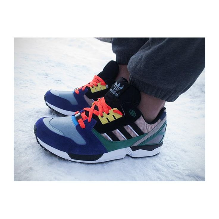 Sneakersy Adidas zx 8000 B24861  - Sklep solome.pl