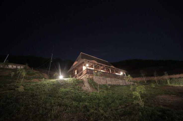 Cuibul Corbului - sat de vacanta in Transilvania