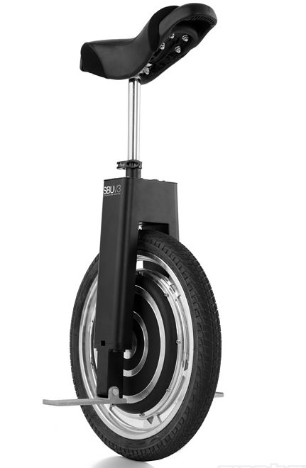 Self Balancing Unicycle  I WANT IT!!!