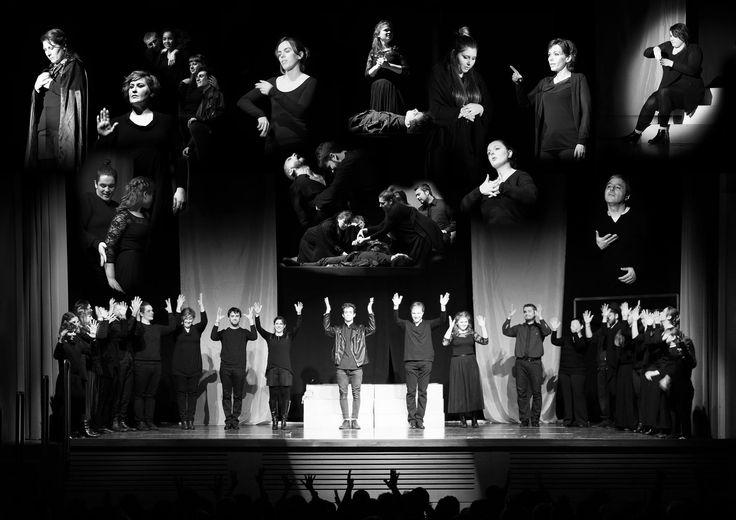 Romeo & Giulietta LIS (lingua dei segni italiana) uno spettacolo teatrale e musicale per sordi ed edenti