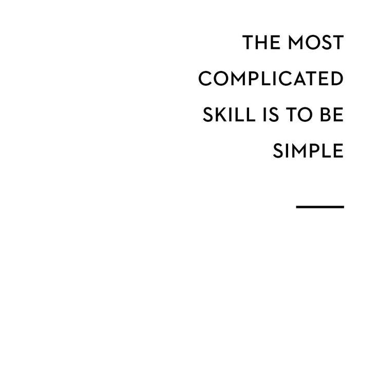 Simplicity and not wanting for A THING is the key. Content and gratitude baby.. Try it