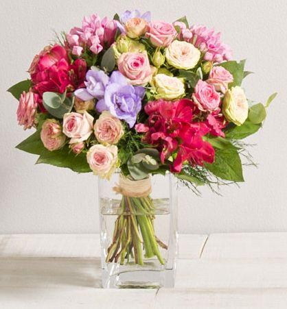 Assez 46 best Bouquets de Roses Interflora images on Pinterest | Rose  II21