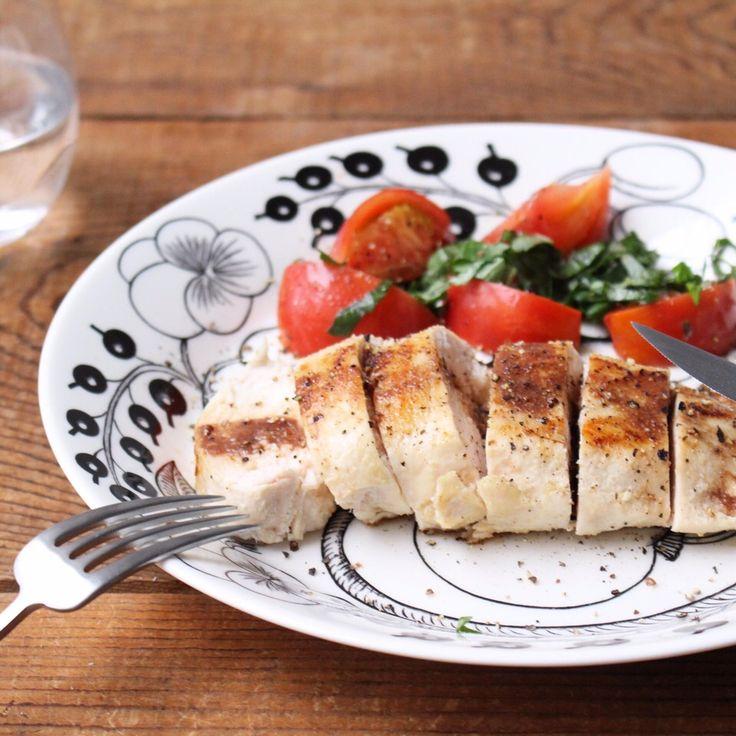 Yukiko Matsuda's dish photo Diet grilled chicken 糖質2 81g タンパク質56 37のダイエットグリルチキン ダイエットレシピ 簡単レシピ | http://snapdish.co #SnapDish #レシピ