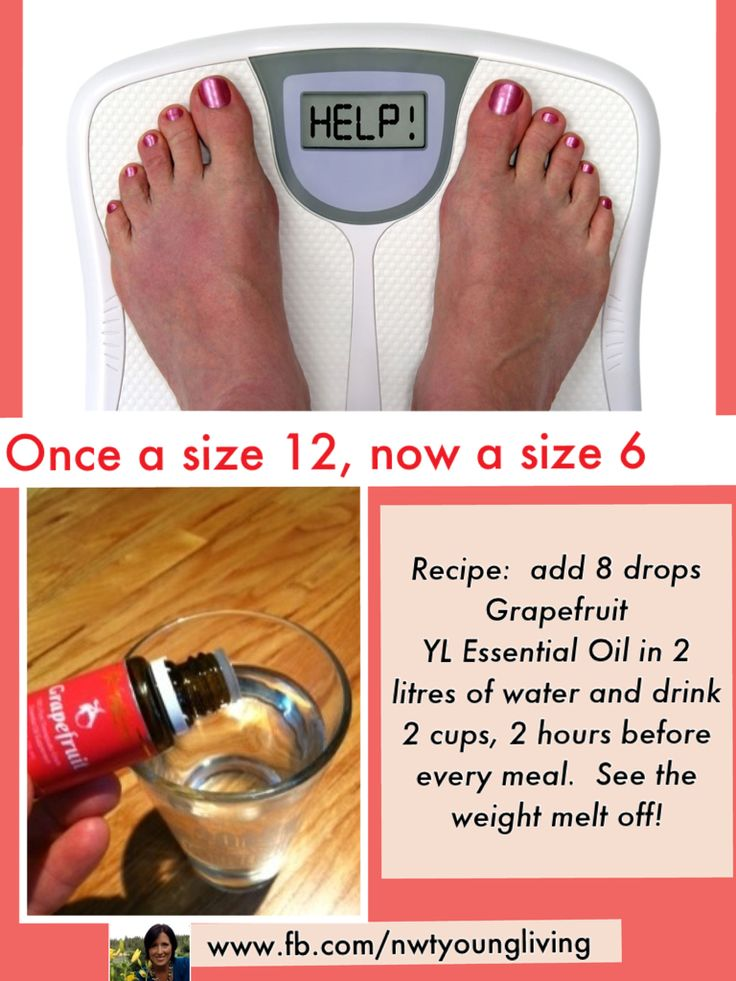 Grapefruit for Weight loss! Great recipe that really works! Young Living Essential Oils #1573462