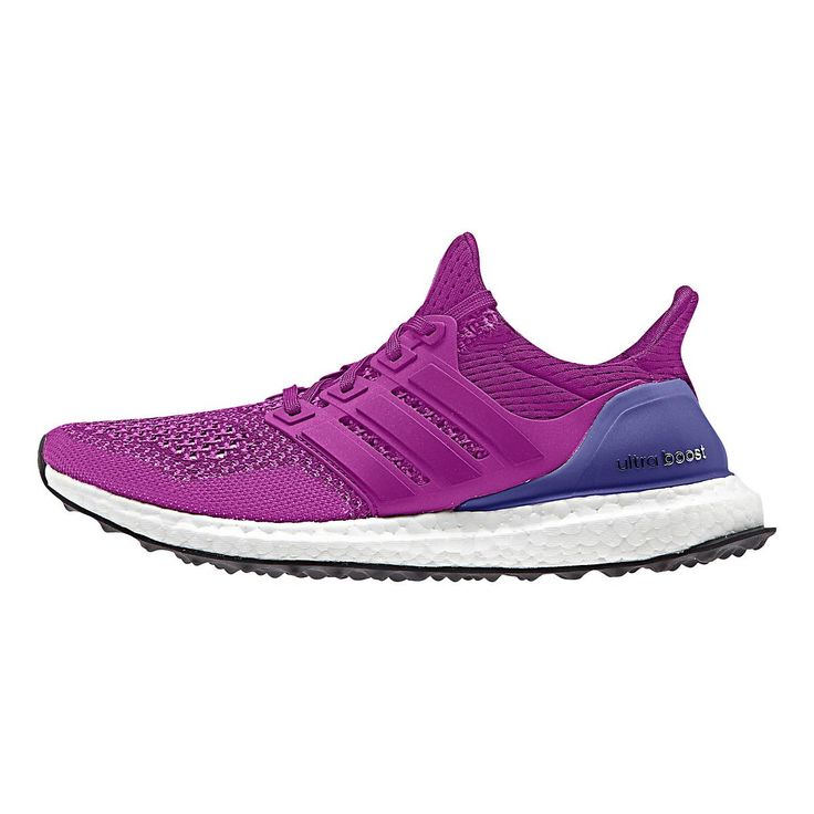 Feel energized on every step with the Womens adidas Ultra Boost, the top-of-the-line adidas boost running shoe