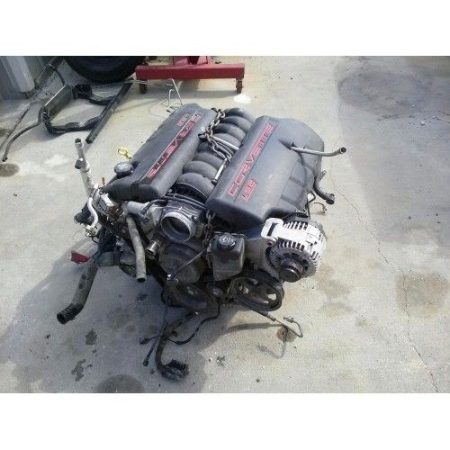 2007 Corvette LS2 Engine For Sale 53K Miles