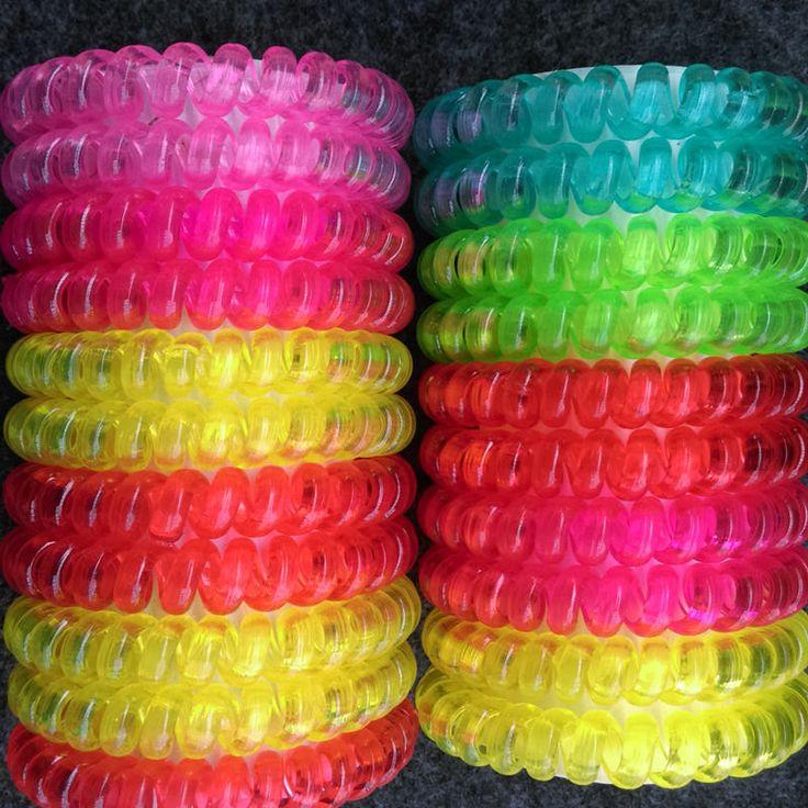 Hair GUM  Hair Bands ,Women's Headwear ,Clear Color ,