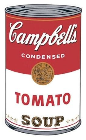 Pop Art 1954-1970, Warhol's soup - paired with Cambell's article?? Also, this link has good info...
