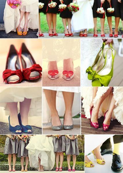 Купить оригинальную свадебную обувь