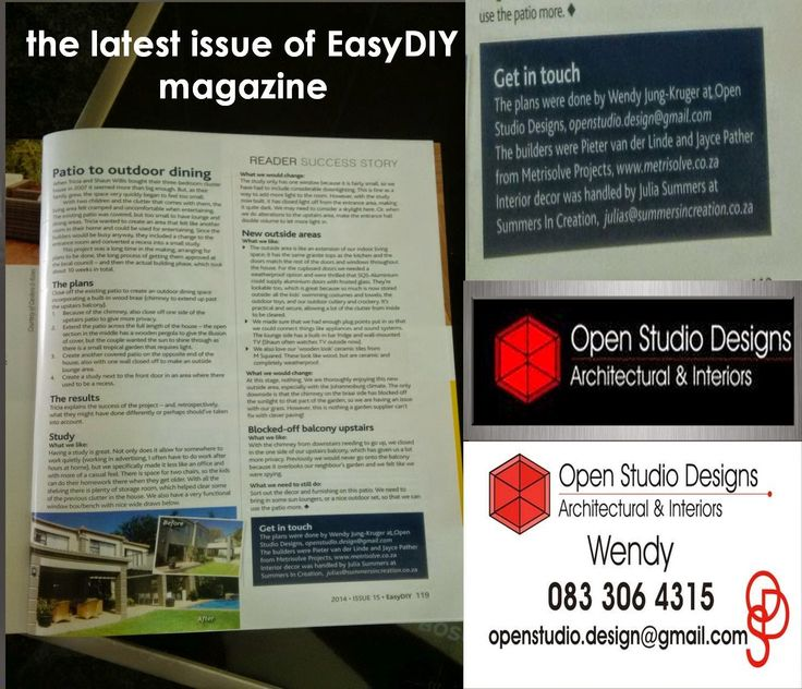 Open Studio Designs Projects: