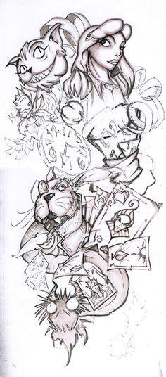 images about tattoos on Pinterest | Gun Tattoos Hello Kitty Tattoos ...