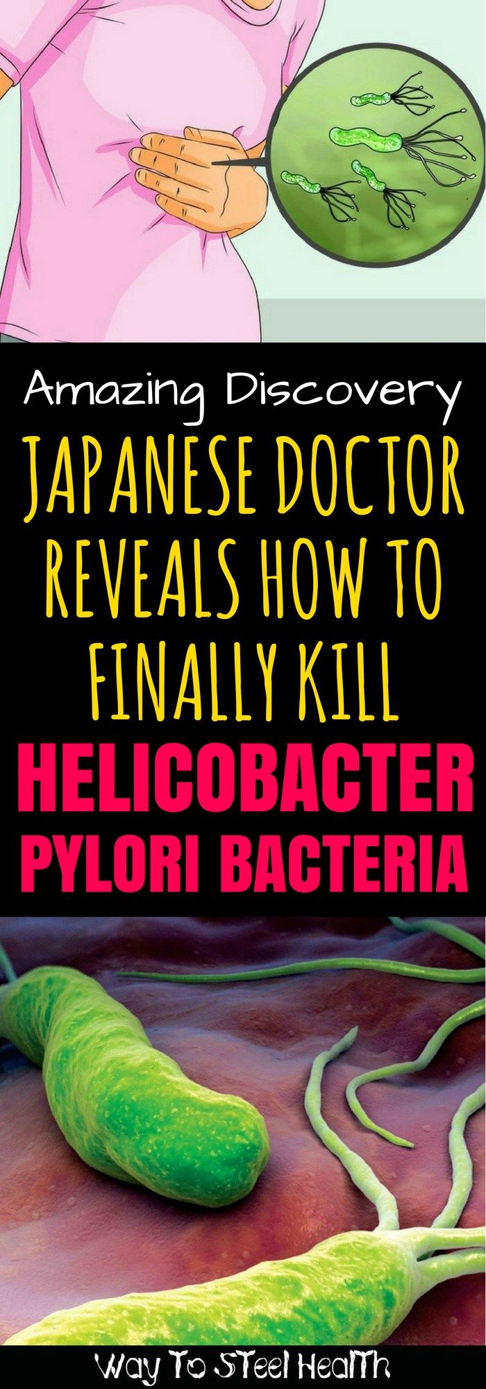 Amazing Discovery: Japanese Doctor Reveals How To Finally ...