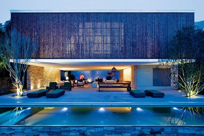 Exquisite Home in Ilhabela, Brazil by Marcio Kogan Architects