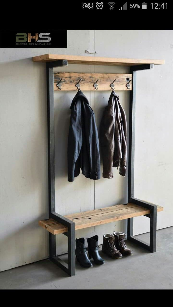 2569 best COAT RACK-stand images on Pinterest | Clothes racks ...