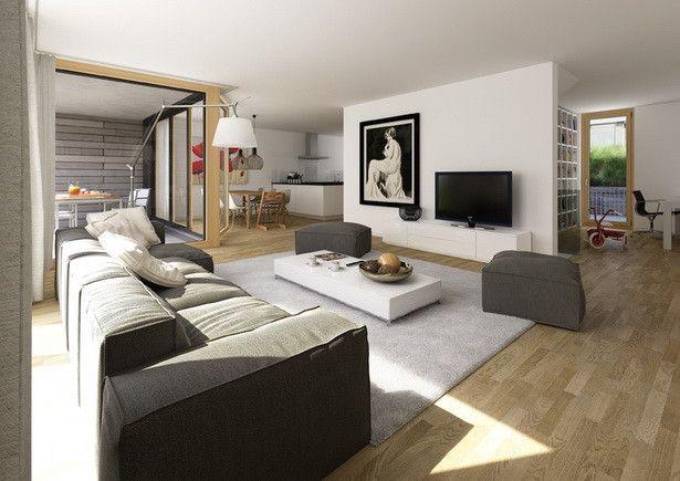 Wohn Und Schlafzimmer In Einem Raum Einrichten Images In 2020