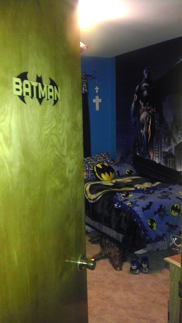 17 Best Images About Jackson S Batman Room On Pinterest