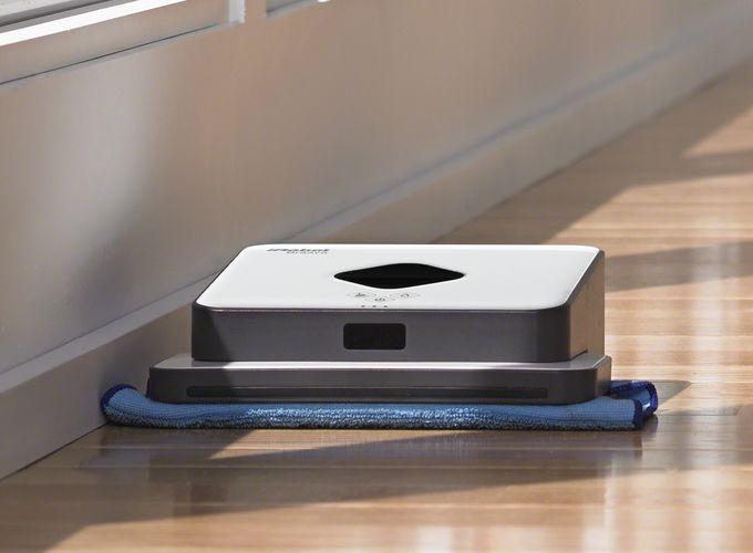 Robotické mopy sú mega super! Možem z tej podlahy aj jesť ;) http://www.irobot.sk/produkty/roboticke-mopy/braava-300