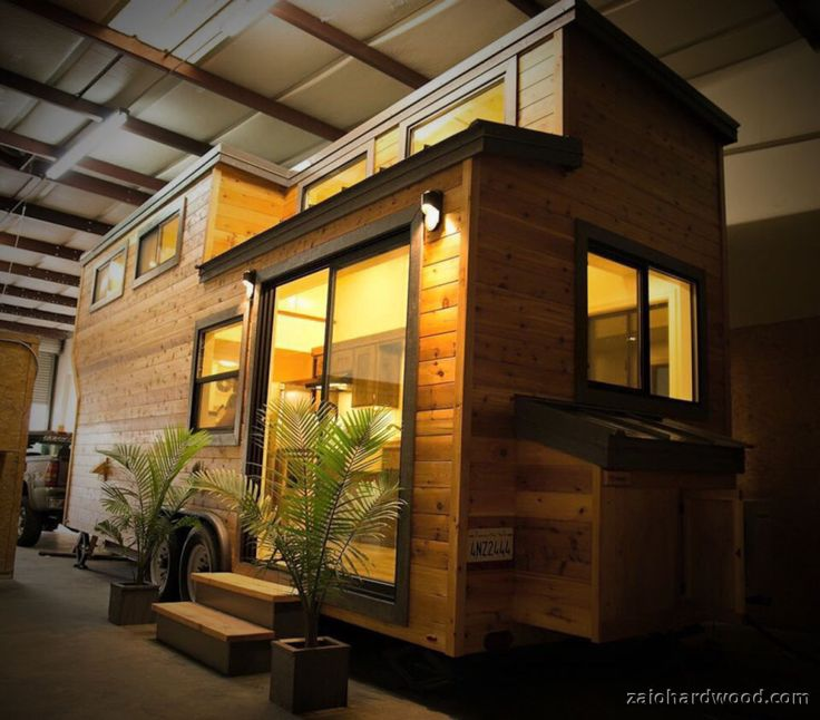 tiny house designs youll hardly believe are awesome around the world - Tiny House Trailer Interior