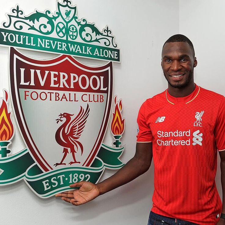 Benteke joins Liverpool