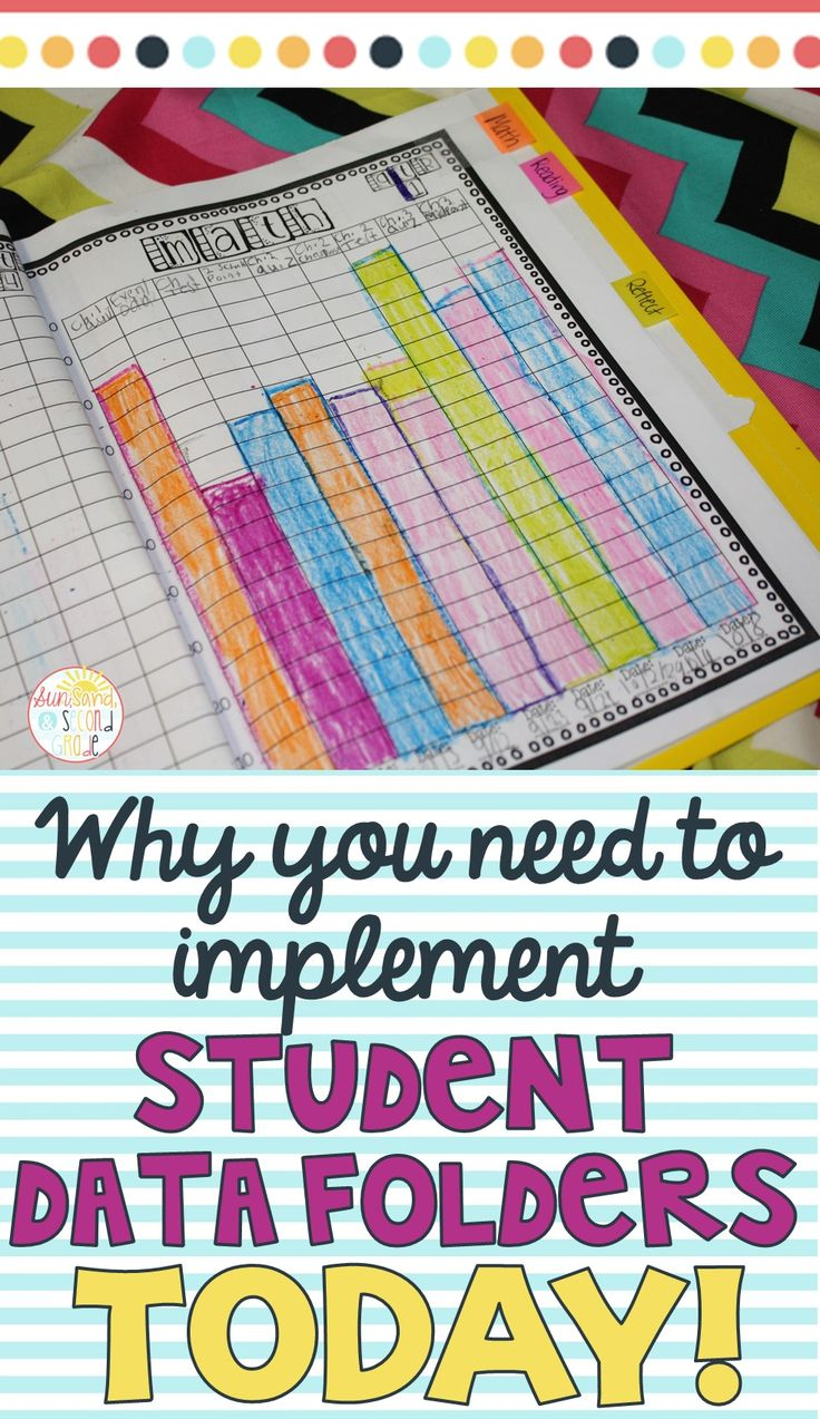Allowing students to track their own data and progress comes with invaluable benefits to your classroom and students! These student data folders are editable and packed with hundreds of pages to make setting up data folders easy and simple.