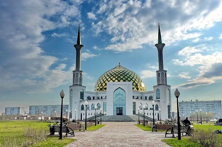 enshtein65 — «Мечеть Мунира. Кемерово.» на Яндекс.Фотках