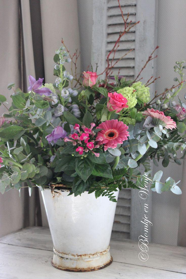 flowerbouquet flowers Blomkje en Wenje